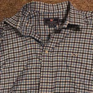 🐳 Vineyard Vines Men's Button Down Shirt 🐳